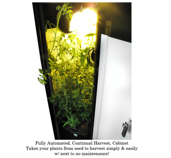 Superlocker 3 0 Hps Soil Grow Cabinet Light My Green