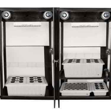 LED Grow Cabinets Archives - Light My Green