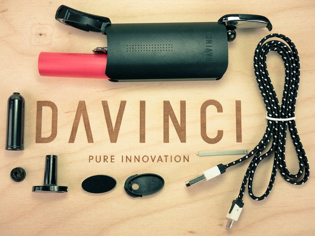 The Best Selling IQ Vaporizer by DaVinci