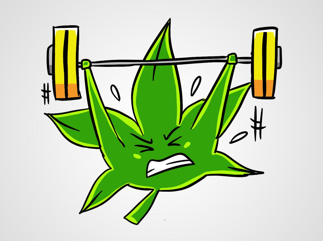 marijuana fitness