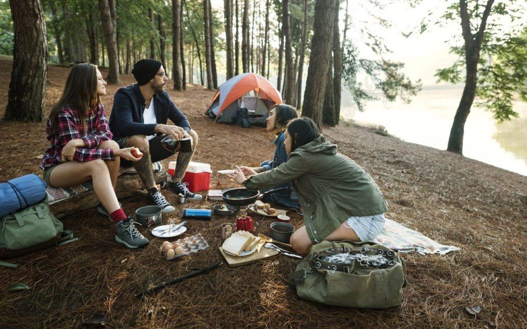 cbd oil camping trip