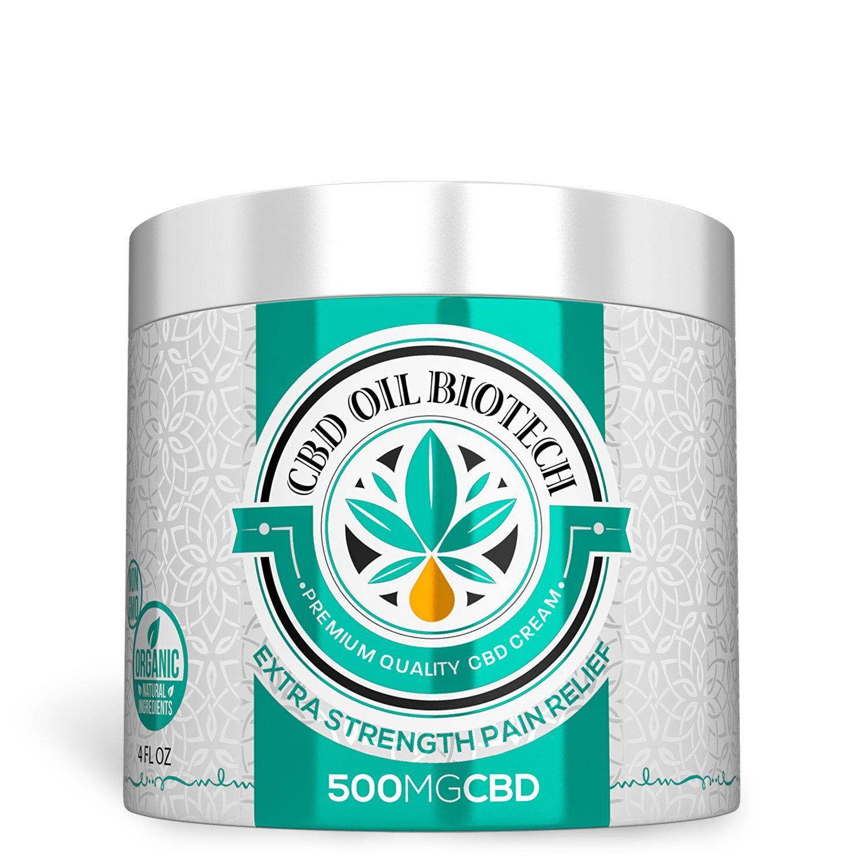 Diamond CBD Biotech Cream for Pain